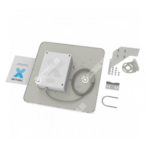 Панельная антенна ZETA MIMO BOX 2*20Дб 1700-2700МГц